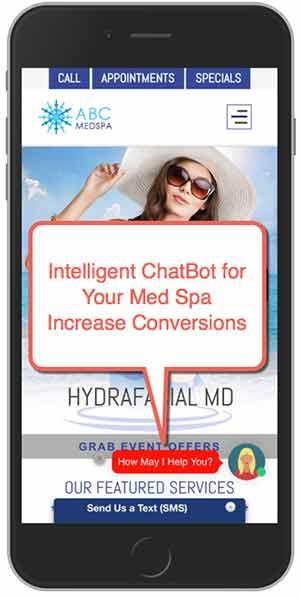 Medical Website ChatBot App