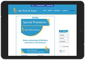 Example Idea of Medical Marketing Promotion – Pain and Chiro Practice Example.
