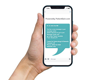 SMS Texting Communication Alerts For Doctors