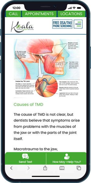 Website Designs For Doctors & Dentists