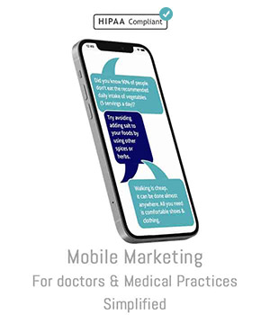 Medical Marketing 2 Way Communication App - SMS