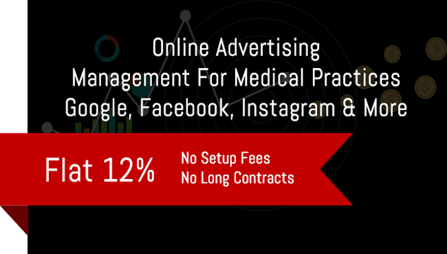 12 Percent Flat Fee for Medical Advertising