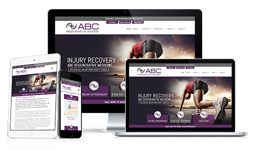 Request a presentation for surgeons specialized in sports medicine, ACL tears, compartment syndrome, fractures, heat exhaustion, muscle contusions (bruises), shin splints, sprains and strains, stress fractures, torn tendons and ligaments treatment website and digital marketing