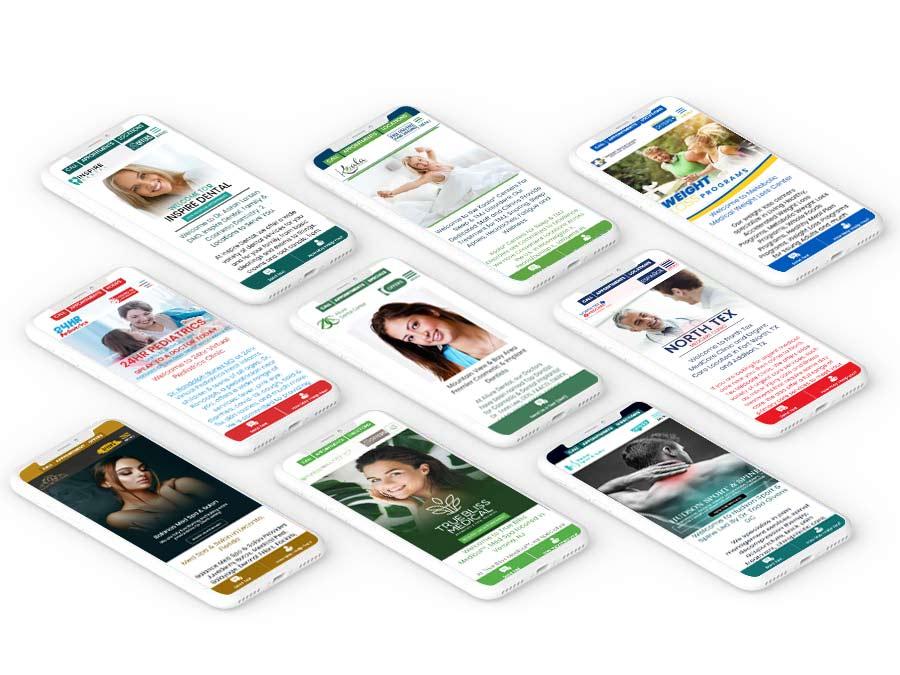Best Website Designs For Doctors & Dentists